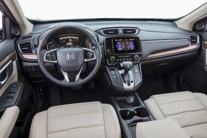 Honda CR-V 2017 lo dien voi ngoai hinh 'tao bao' hinh anh 5