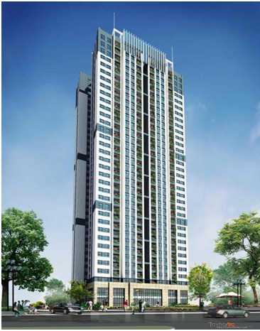 Ra mat Trung Yen Smile Building, gia tu 21,6 trieu dong/m2 hinh anh 1