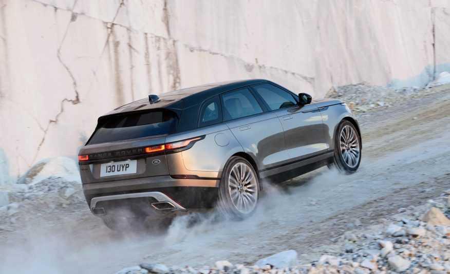 Ngam anh Range Rover Velar 2018 'chat lu', gia tu 935 trieu dong hinh anh 2