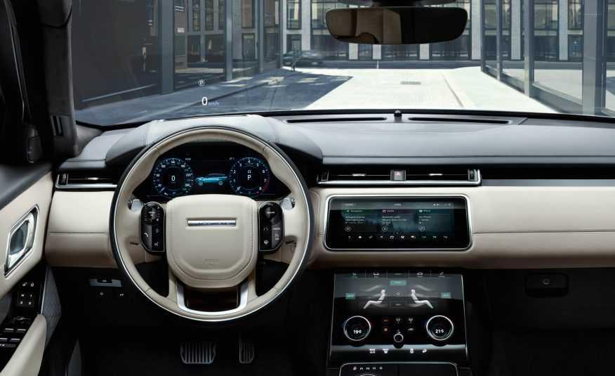 Ngam anh Range Rover Velar 2018 'chat lu', gia tu 935 trieu dong hinh anh 4