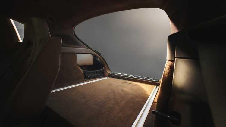 Porsche trinh lang Panamera Sport Turismo la mat hinh anh 5