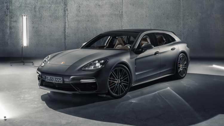 Porsche trinh lang Panamera Sport Turismo la mat hinh anh 1