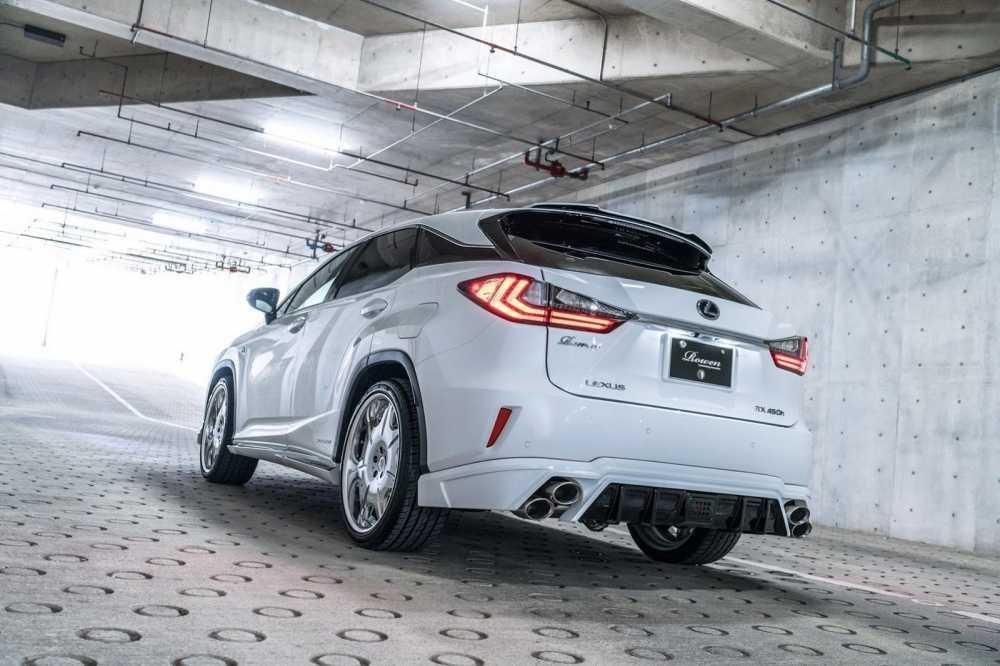 Chiem nguong 'guong mat moi' cua Lexus RX F-Sport hinh anh 4