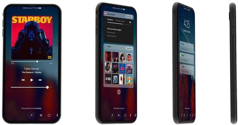 iPhone sap ra mat se hoan toan su dung man hinh OLED hinh anh 1