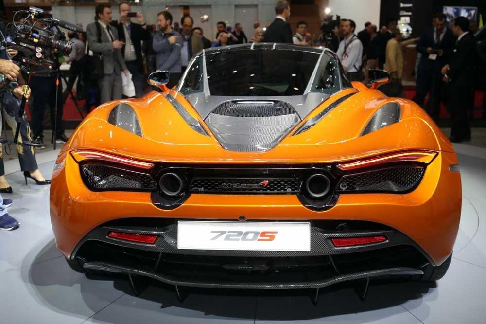 Sieu xe McLaren 720S ra mat tai trien lam Geneva 2017 hinh anh 4