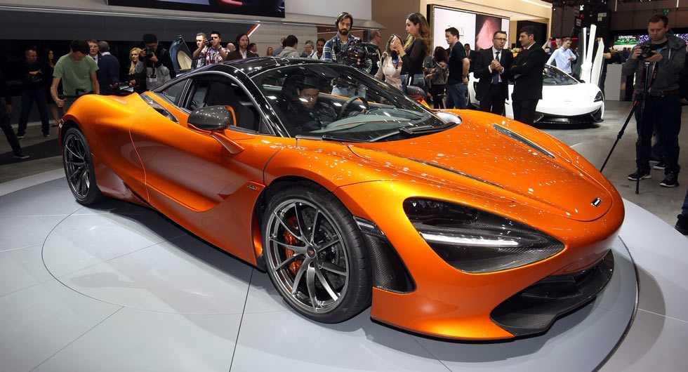Sieu xe McLaren 720S ra mat tai trien lam Geneva 2017 hinh anh 2