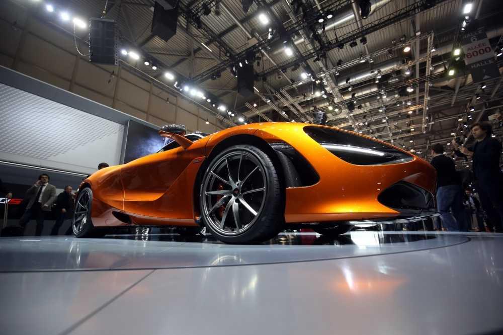 Sieu xe McLaren 720S ra mat tai trien lam Geneva 2017 hinh anh 6