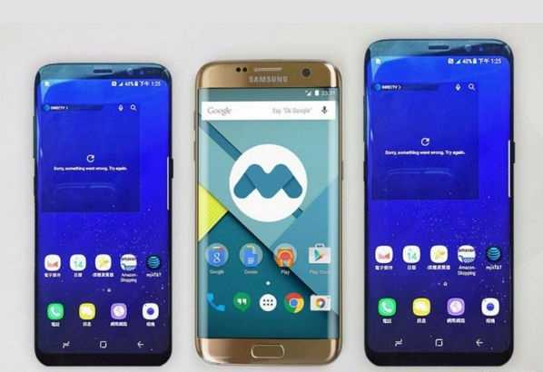 He lo them thong tin quan trong ve Samsung Galaxy S8 va S8 Plus hinh anh 1