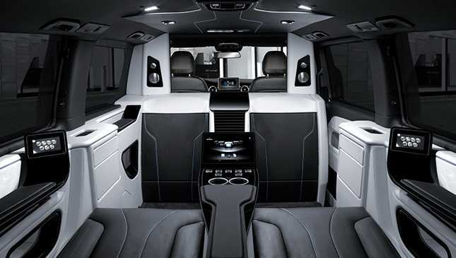 Mercedes V-Class bien thanh xe Business Lounge dep kho cuong hinh anh 5