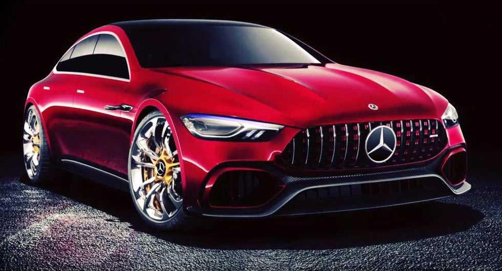Xe Mercedes-AMG GT khong duoc trang bi he thong guong chieu hau? hinh anh 5