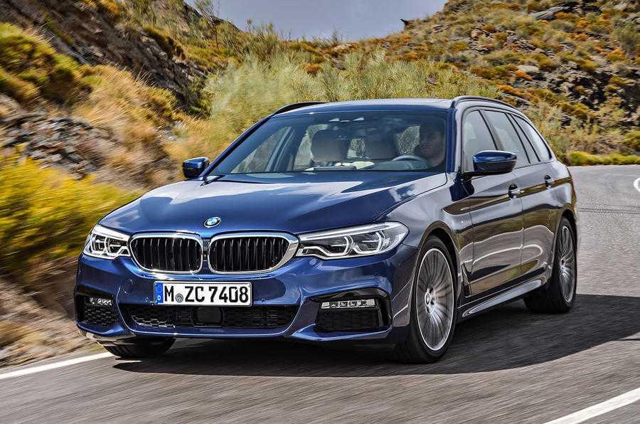 Man nhan voi sieu pham BMW 5-Series Touring 2017 hinh anh 4