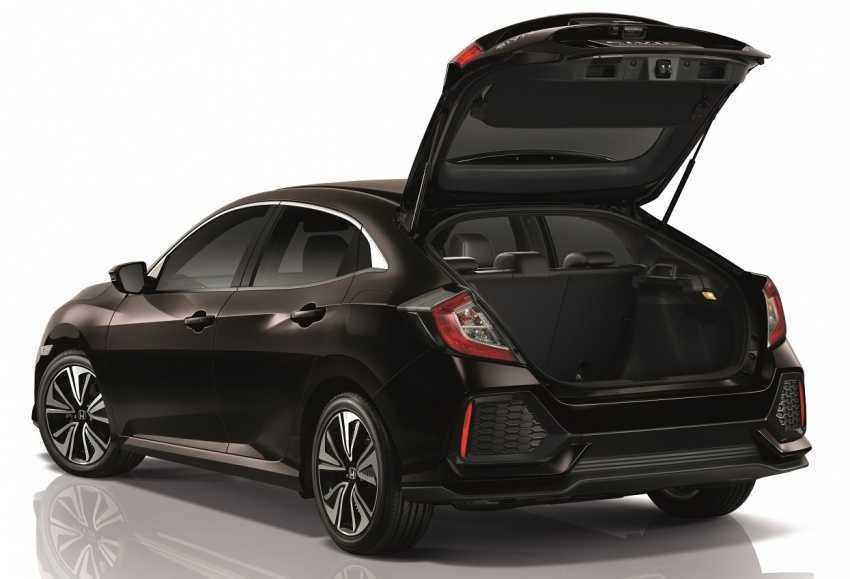 Honda Civic hatchback 'het' gia tu 752 trieu dong hinh anh 3