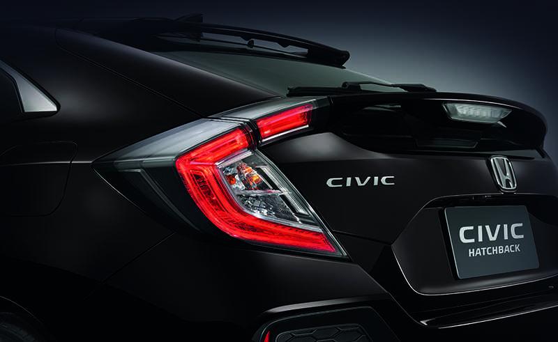 Honda Civic hatchback 'het' gia tu 752 trieu dong hinh anh 2