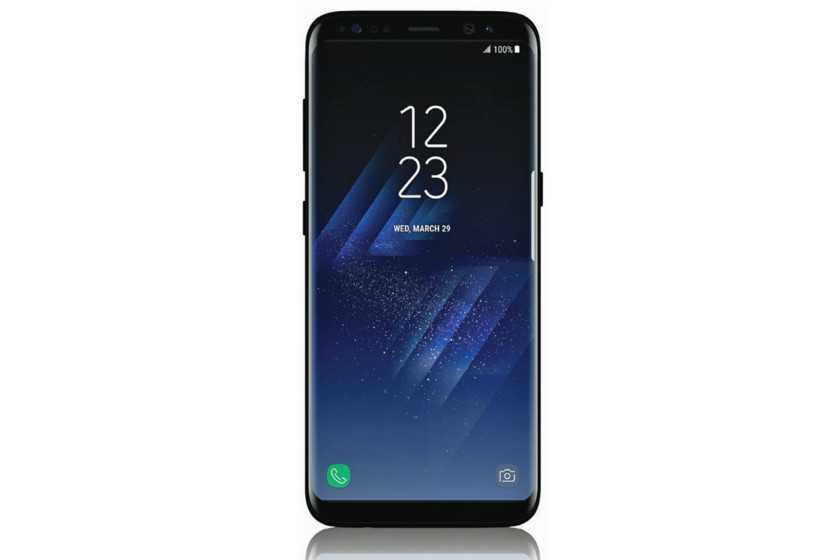 Samsung Galaxy S8 dung cong nghe nhan dang khuon mat de mo khoa hinh anh 3