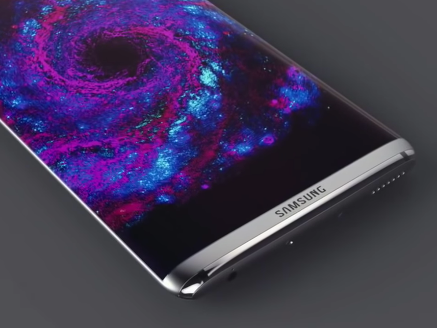 Samsung Galaxy S8 dung cong nghe nhan dang khuon mat de mo khoa hinh anh 1