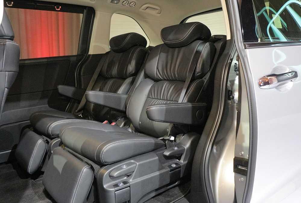 SUV 7 cho Honda Odyssey 2017 chot gia 1,22 ty dong hinh anh 5
