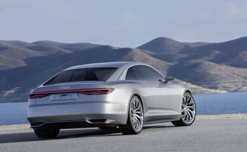 Trinh lang Audi A8 hoan toan moi la hinh anh 2