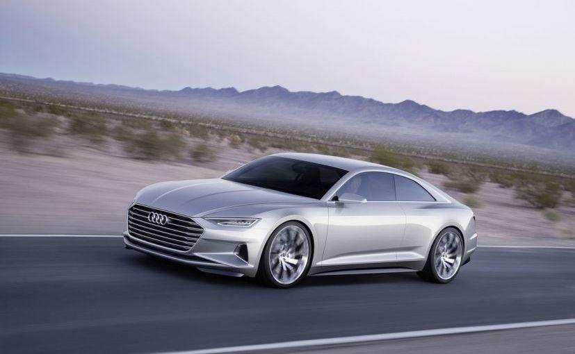 Trinh lang Audi A8 hoan toan moi la hinh anh 1
