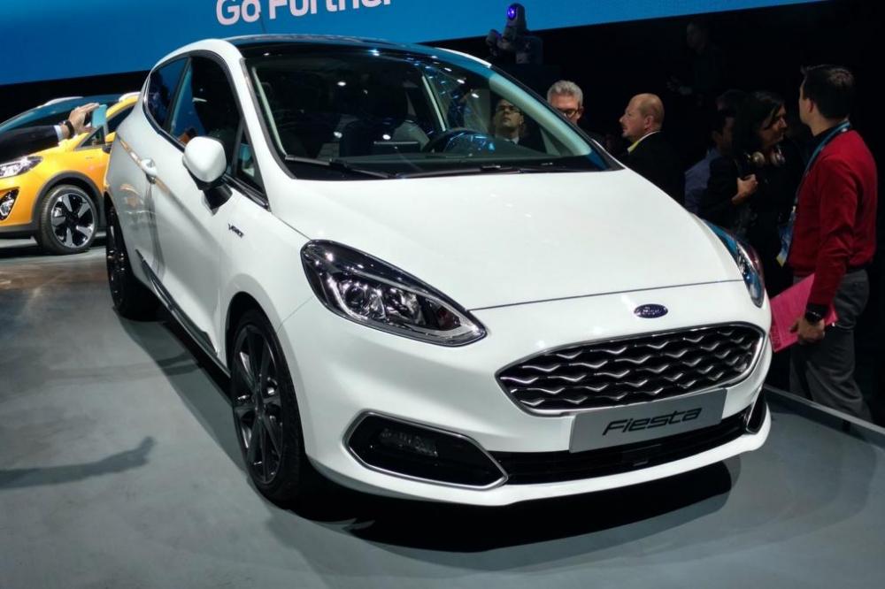 Ford Fiesta 2017 lo dien phien ban hang sang hinh anh 1