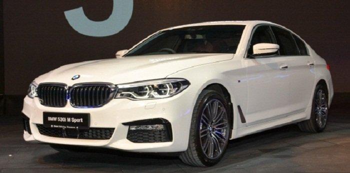 BMW 5-Series 2017 chinh thuc trinh lang, gia sieu hap dan hinh anh 2