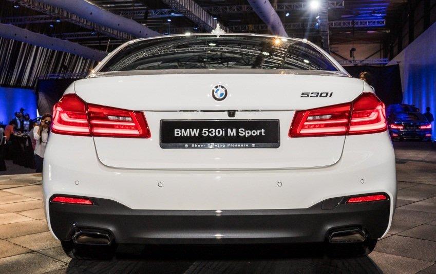 BMW 5-Series 2017 chinh thuc trinh lang, gia sieu hap dan hinh anh 3