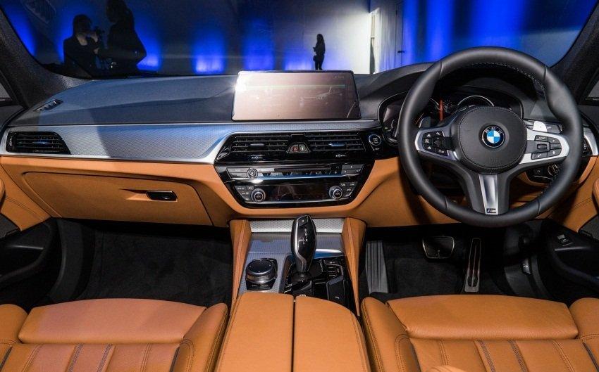 BMW 5-Series 2017 chinh thuc trinh lang, gia sieu hap dan hinh anh 4
