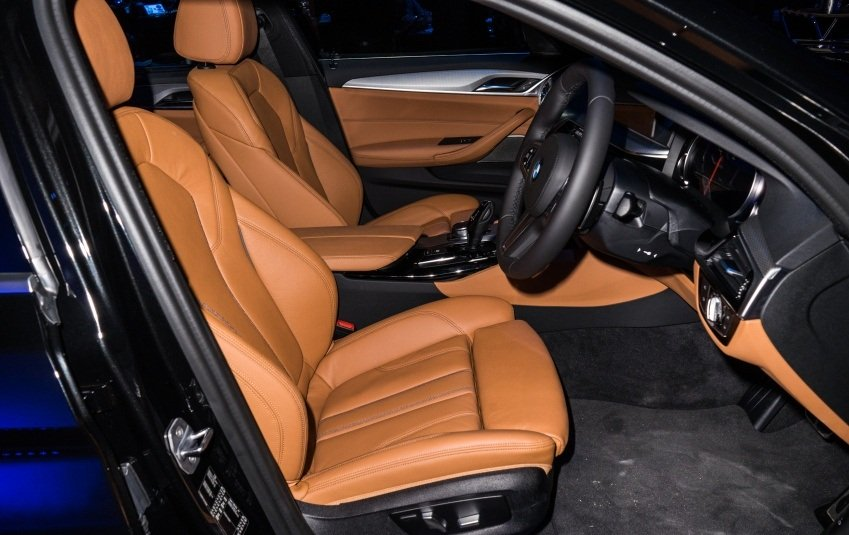 BMW 5-Series 2017 chinh thuc trinh lang, gia sieu hap dan hinh anh 5