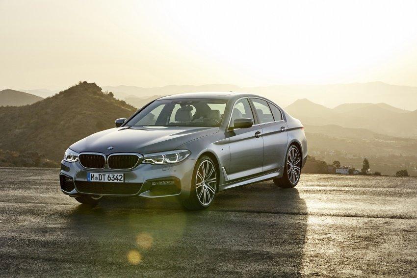 BMW 5-Series 2017 chinh thuc trinh lang, gia sieu hap dan hinh anh 7