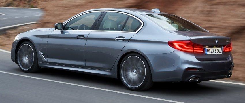 BMW 5-Series 2017 chinh thuc trinh lang, gia sieu hap dan hinh anh 6
