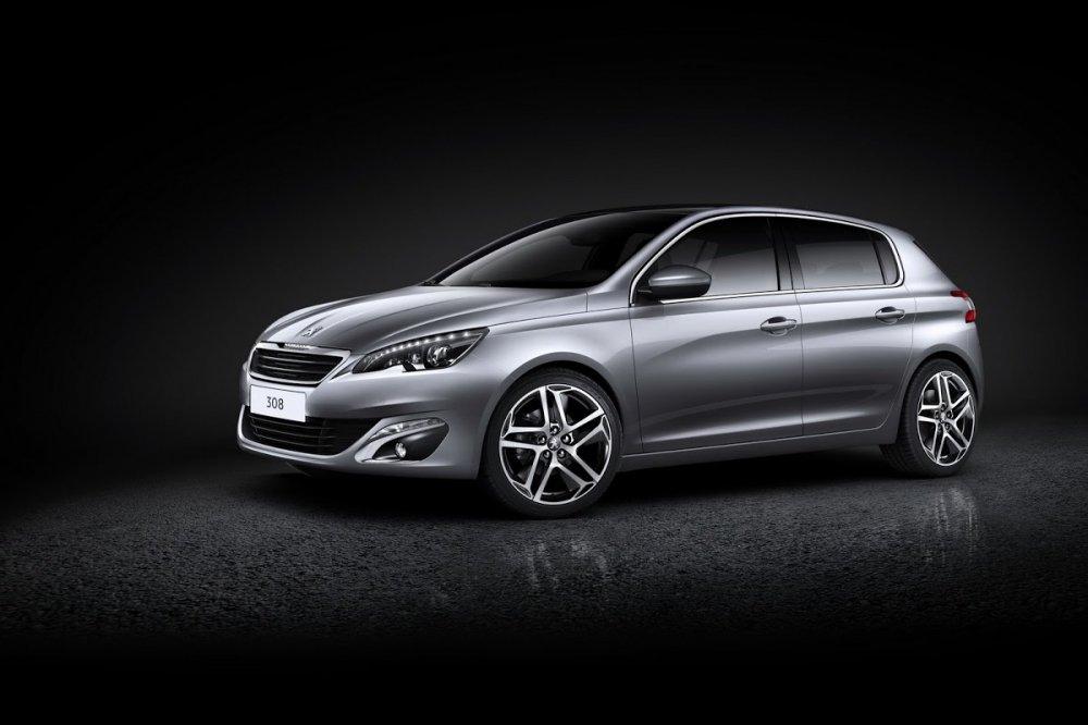 Peugeot Facelift 308 dep bi an truoc ngay ra mat hinh anh 1