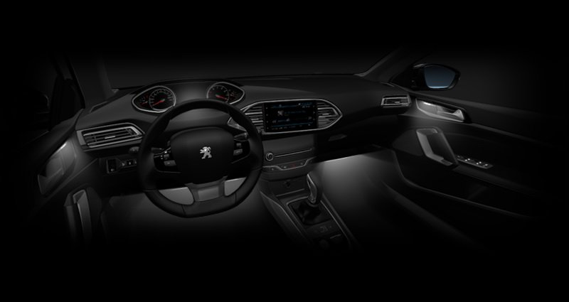 Peugeot Facelift 308 dep bi an truoc ngay ra mat hinh anh 4