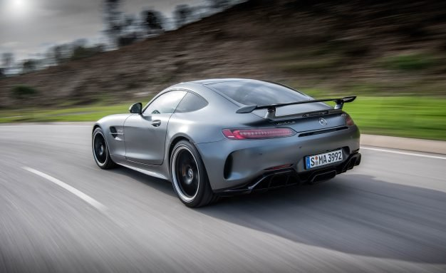 Chiem nguong Mercedes-AMG GT R moi, gia 3,57 ty dong hinh anh 2