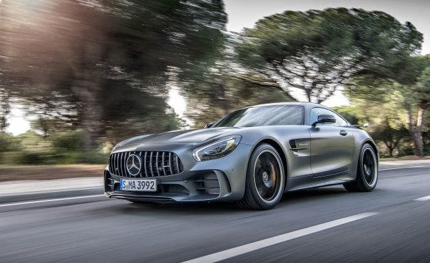 Chiem nguong Mercedes-AMG GT R moi, gia 3,57 ty dong hinh anh 1