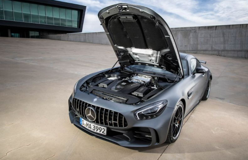Chiem nguong Mercedes-AMG GT R moi, gia 3,57 ty dong hinh anh 4