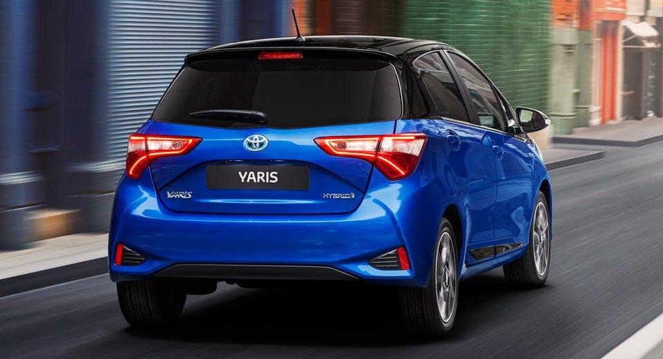 Toyota Yaris 2018 chot gia tu 15.635 USD hinh anh 1