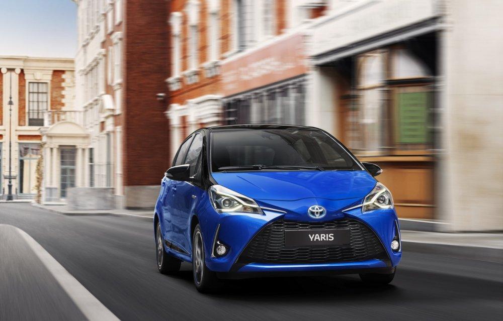 Toyota Yaris 2018 chot gia tu 15.635 USD hinh anh 3