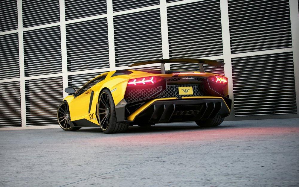 Can canh Lamborghini Aventador SV La maXXina 800 ma luc hinh anh 2