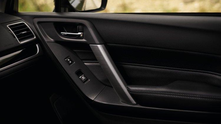 Subaru Forester 2018 phien ban mau ham ho chinh thuc trinh lang hinh anh 2