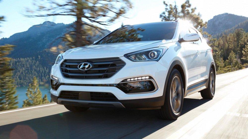 Chiem nguong Hyundai Santa Fe 2018 phien ban hoan toan moi hinh anh 1