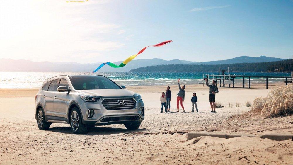 Chiem nguong Hyundai Santa Fe 2018 phien ban hoan toan moi hinh anh 2