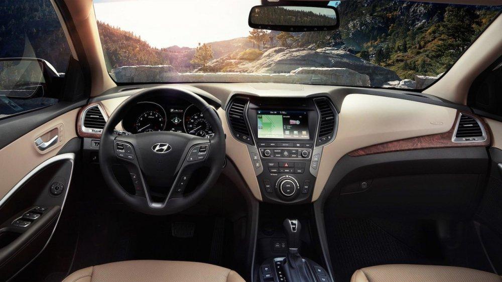Chiem nguong Hyundai Santa Fe 2018 phien ban hoan toan moi hinh anh 3