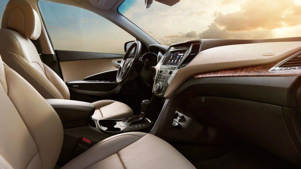 Chiem nguong Hyundai Santa Fe 2018 phien ban hoan toan moi hinh anh 4