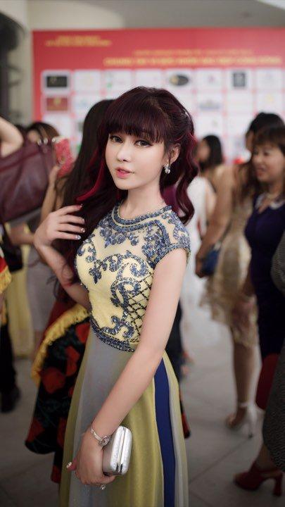 Ban tay vang Ha Thu Trang: Nguoi dao tao cac chu spa ca nuoc hinh anh 2