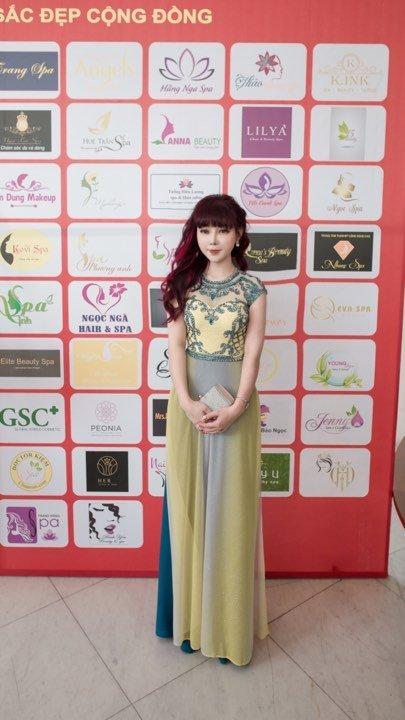 Ban tay vang Ha Thu Trang: Nguoi dao tao cac chu spa ca nuoc hinh anh 1