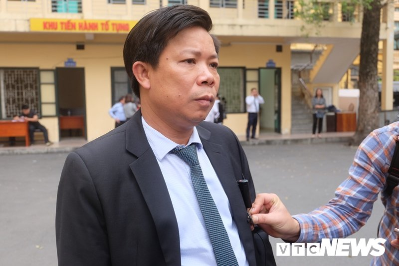 Luat su bao chua cho ong Dinh La Thang: 'Chung cu chua duoc phan anh day du trong ban an' hinh anh 1