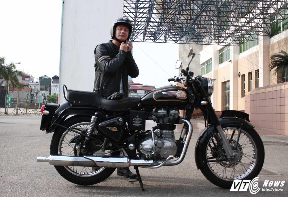 MC Anh Tuan cung 160 moto dieu hanh tuong nho nhac si Tran Lap hinh anh 3