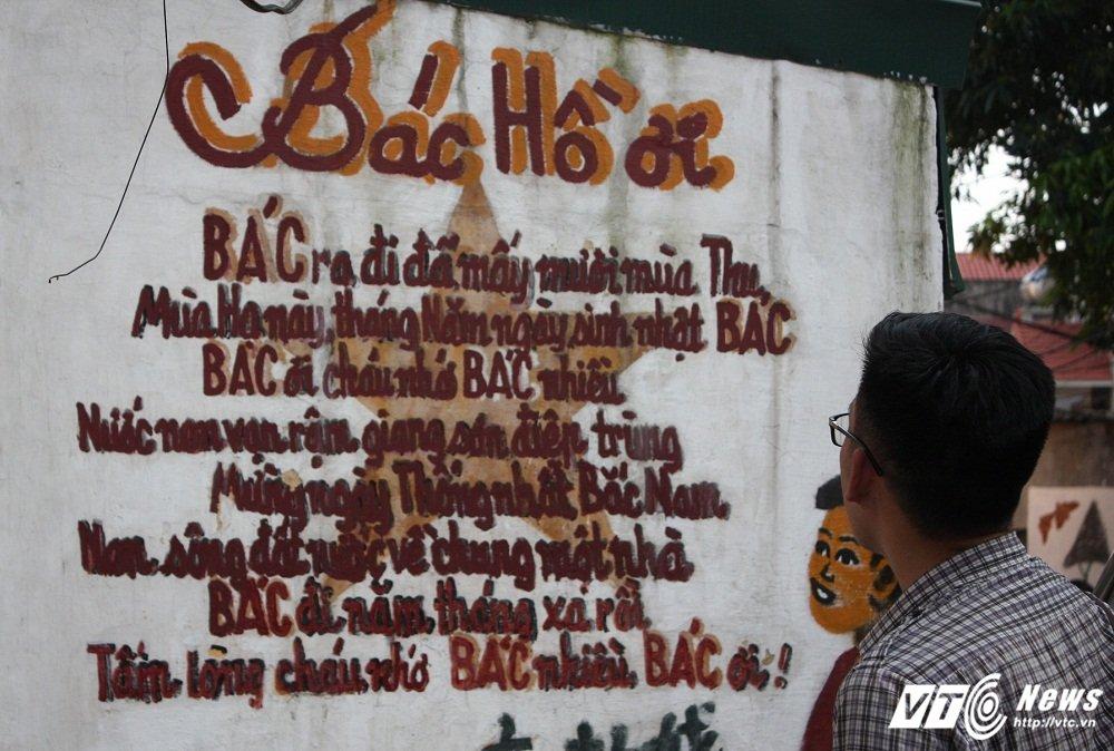 Anh: Buc tranh tuong 'doc nhat vo nhi' cua cu ong 94 tuoi o Ha Noi hinh anh 9