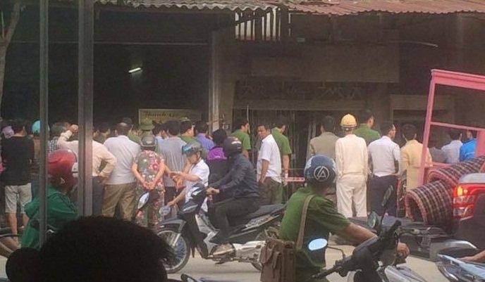 Khoi to vu an no min khien hai ba chau thuong vong o Thai Nguyen hinh anh 1