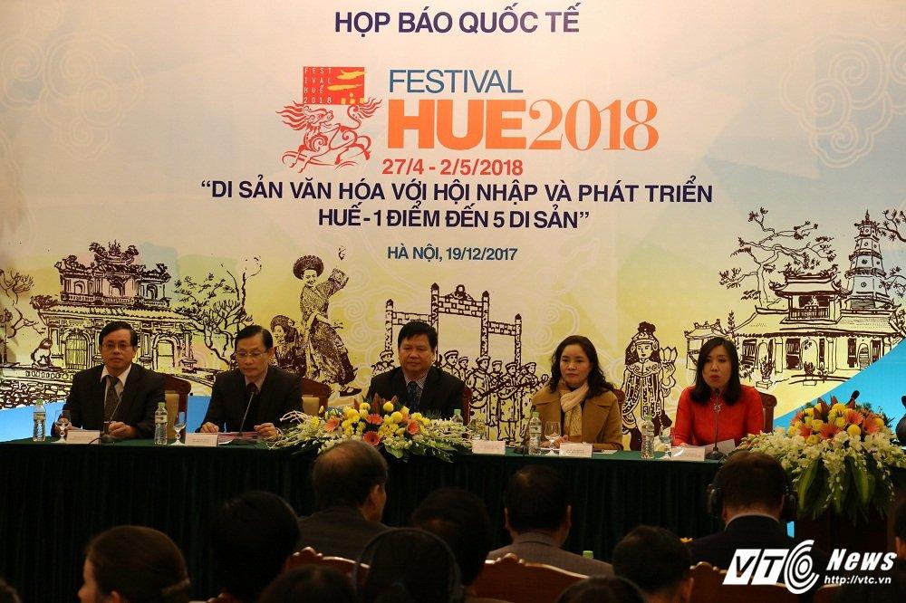 Festival Hue 2018: Quyet tam khong che nan 'chat chem' du khach hinh anh 1