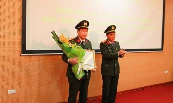 Cong an TP Ha Noi co tan Pho Thu truong Co quan An ninh dieu tra hinh anh 1